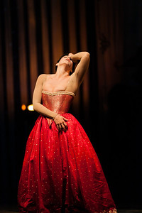 Peggy Kriha Dye in the title role of The Glimmerglass Festival/Opera Atelier production of Armide.  Photo: Karli Cadel/The Glimmerglass Festival.